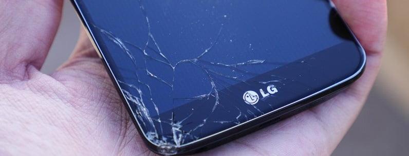 LG G2 Ekran Dokunmatik Değişimi Nasıl Yapılır ?