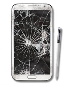 Samsung Galaxy Note 2 Cam Değişimi Fiyatı